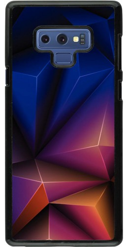 Coque Samsung Galaxy Note9 - Abstract Triangles