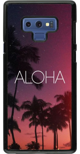 Coque Samsung Galaxy Note9 - Aloha Sunset Palms