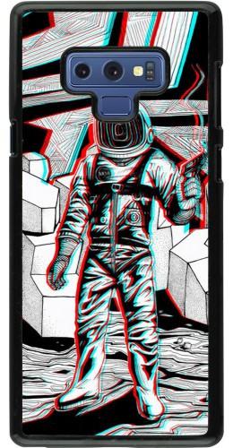 Coque Samsung Galaxy Note9 - Anaglyph Astronaut