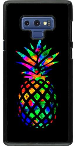 Coque Samsung Galaxy Note9 - Ananas Multi-colors