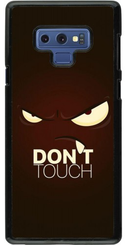 Coque Samsung Galaxy Note9 - Angry Dont Touch