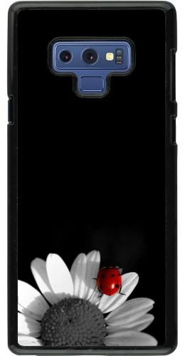 Coque Samsung Galaxy Note9 - Black and white Cox
