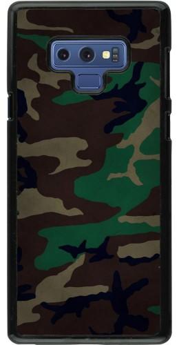 Coque Samsung Galaxy Note9 - Camouflage 3