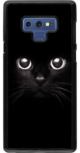 Coque Samsung Galaxy Note9 - Cat eyes
