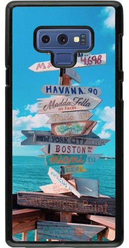 Coque Samsung Galaxy Note9 - Cool Cities Directions