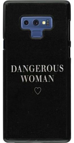 Coque Samsung Galaxy Note9 - Dangerous woman