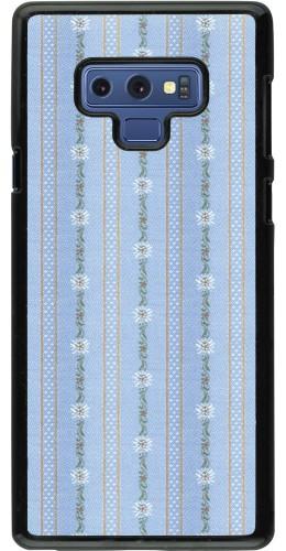 Coque Samsung Galaxy Note9 - Edelweiss
