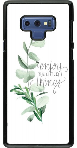 Coque Samsung Galaxy Note9 - Enjoy the little things
