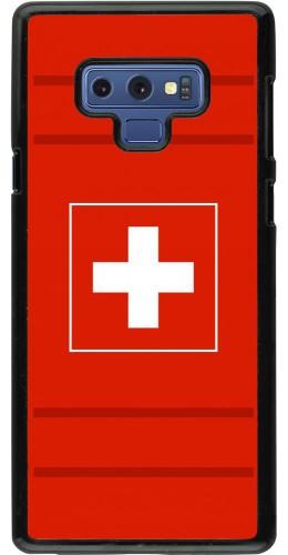 Coque Samsung Galaxy Note9 - Euro 2020 Switzerland