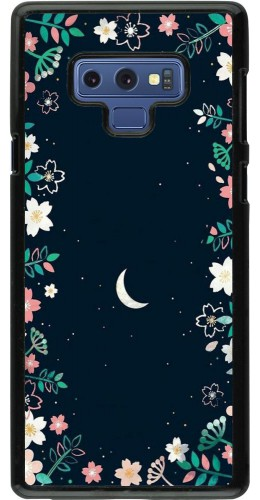 Coque Samsung Galaxy Note9 - Flowers space