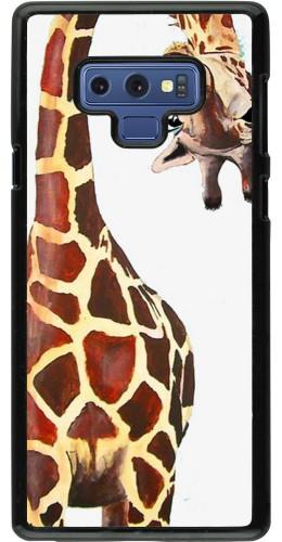 Coque Samsung Galaxy Note9 - Giraffe Fit