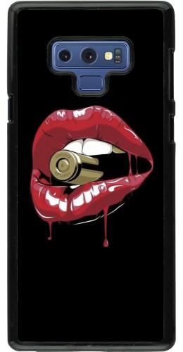Coque Samsung Galaxy Note9 - Lips bullet