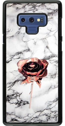 Coque Samsung Galaxy Note9 - Marble Rose Gold