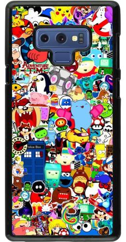 Coque Samsung Galaxy Note9 - Mixed cartoons