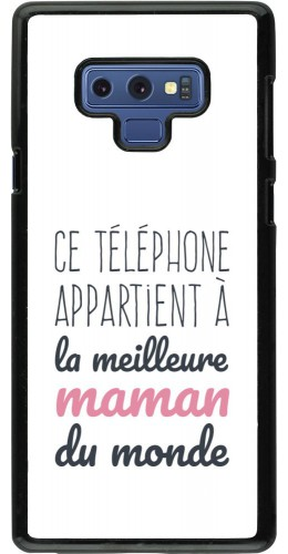 Coque Samsung Galaxy Note9 - Mom 20 04