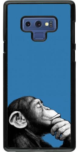 Coque Samsung Galaxy Note9 - Monkey Pop Art