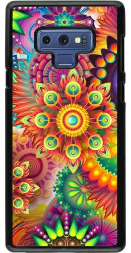 Coque Samsung Galaxy Note9 - Multicolor aztec