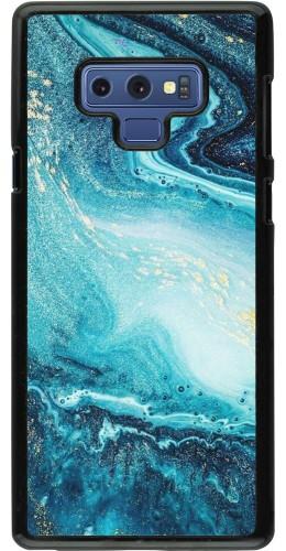 Coque Samsung Galaxy Note9 - Sea Foam Blue