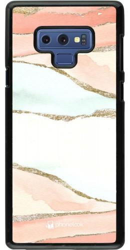 Coque Samsung Galaxy Note9 - Shimmering Orange