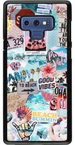 Coque Samsung Galaxy Note9 - Summer 20 collage