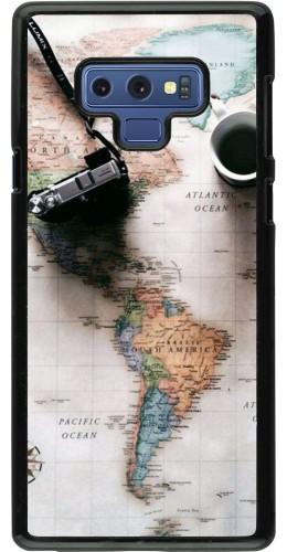 Coque Samsung Galaxy Note9 - Travel 01