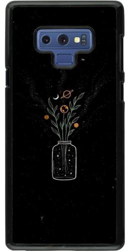 Coque Samsung Galaxy Note9 - Vase black