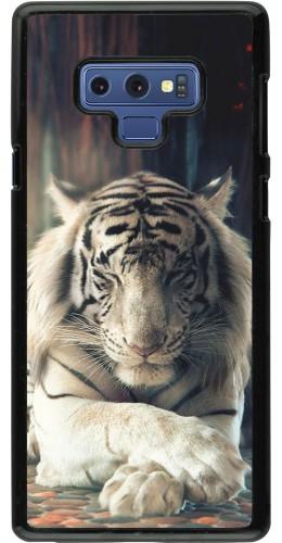 Coque Samsung Galaxy Note9 - Zen Tiger