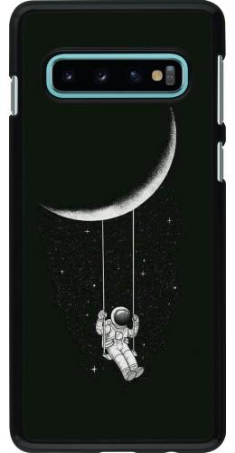 Coque Samsung Galaxy S10 - Astro balançoire