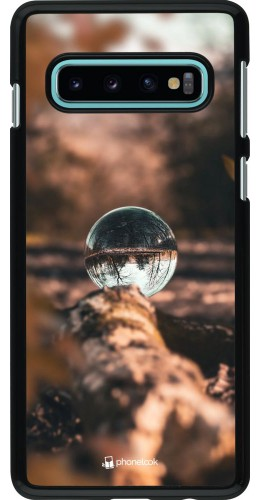 Coque Samsung Galaxy S10 - Autumn 21 Sphere