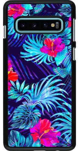 Coque Samsung Galaxy S10 - Blue Forest