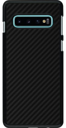 Coque Samsung Galaxy S10 - Carbon Basic