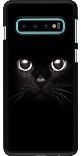 Coque Samsung Galaxy S10 - Cat eyes