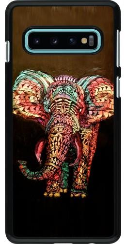 Coque Samsung Galaxy S10 - Elephant 02