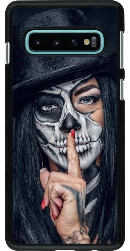 Coque Samsung Galaxy S10 - Halloween 18 19
