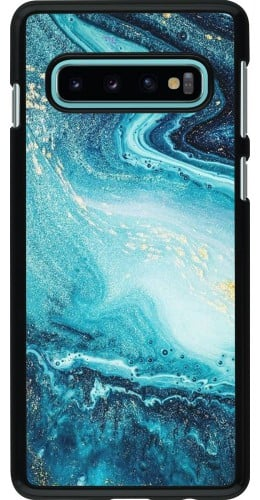 Coque Samsung Galaxy S10 - Sea Foam Blue