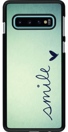 Coque Samsung Galaxy S10 - Smile