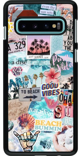 Coque Samsung Galaxy S10 - Summer 20 collage