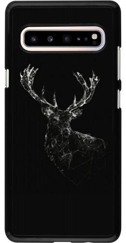 Coque Samsung Galaxy S10 5G - Abstract deer