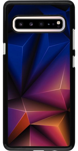Coque Samsung Galaxy S10 5G - Abstract Triangles