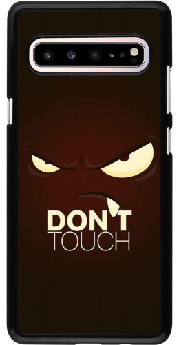 Coque Samsung Galaxy S10 5G - Angry Dont Touch