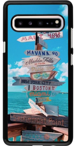 Coque Samsung Galaxy S10 5G - Cool Cities Directions