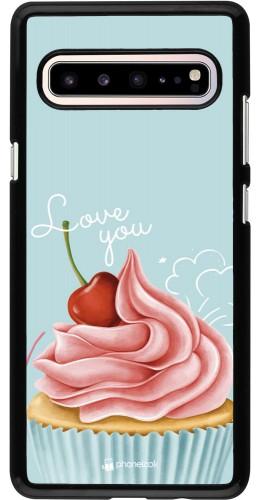 Coque Samsung Galaxy S10 5G - Cupcake Love You