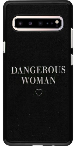 Coque Samsung Galaxy S10 5G - Dangerous woman
