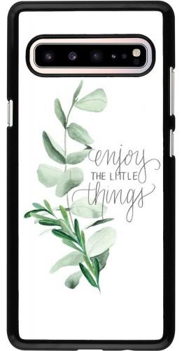 Coque Samsung Galaxy S10 5G - Enjoy the little things