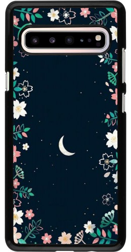 Coque Samsung Galaxy S10 5G - Flowers space