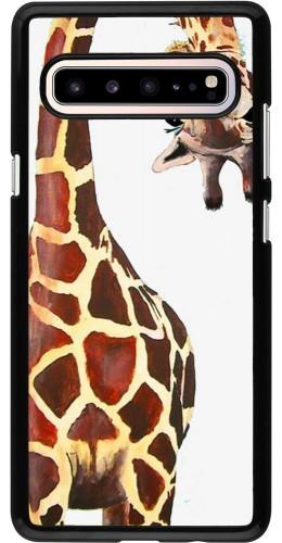Coque Samsung Galaxy S10 5G - Giraffe Fit