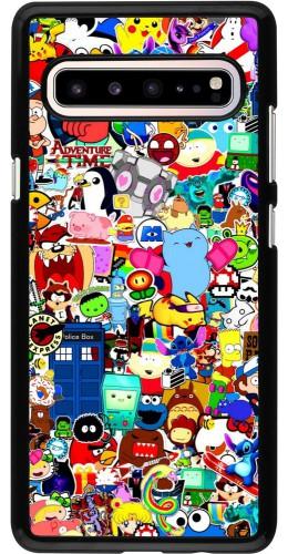 Coque Samsung Galaxy S10 5G - Mixed cartoons