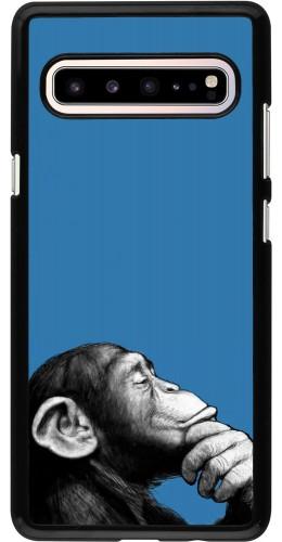 Coque Samsung Galaxy S10 5G - Monkey Pop Art
