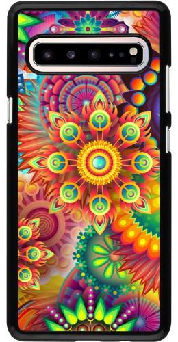 Coque Samsung Galaxy S10 5G - Multicolor aztec