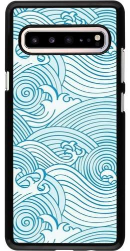 Coque Samsung Galaxy S10 5G - Ocean Waves